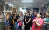 Завршна изложба студената Академије СПЦ
